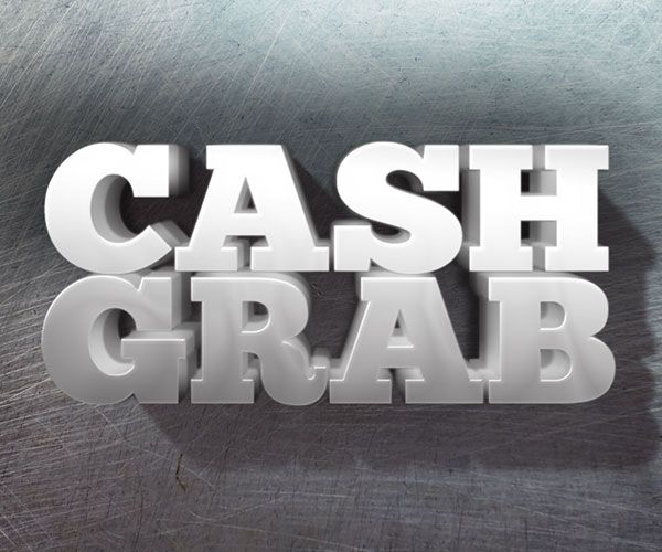 Win the Cash Grab Sweepstakes & Giveaway