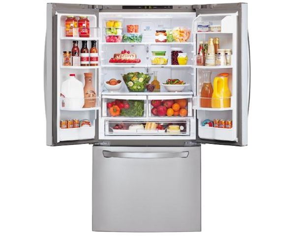 LG French-Door Refrigerator Sweepstakes