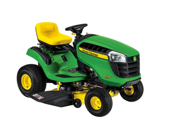 John Deere Automatic Front-Engine Riding Mower