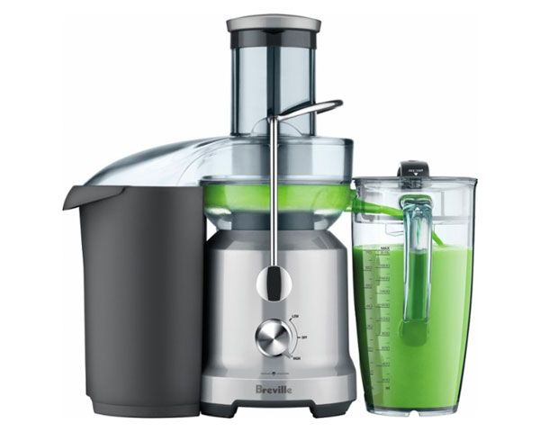 Breville - Juice Fountain Cold Electric Juicer!
