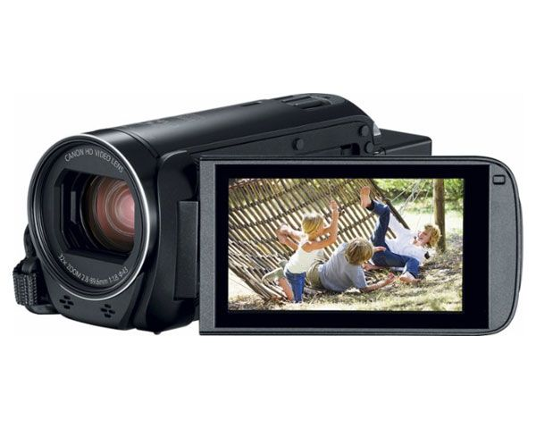 Canon Camcorder Giveaway!