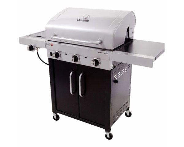 Char-Broil Performance Series 3 Burner Gas Grill!