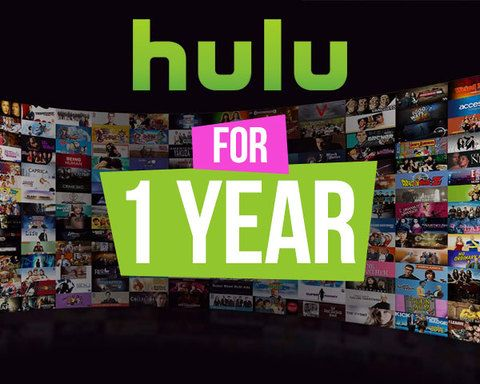 Hulu for a Year