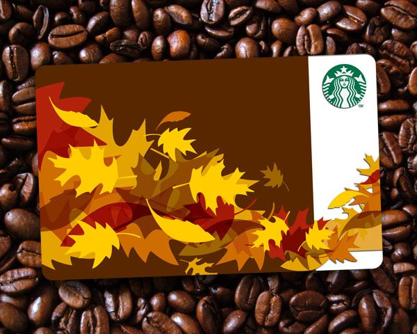 $10.00 Starbucks Gift Card - Daily