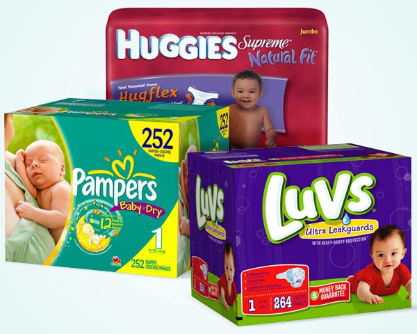 Diapers For a Year