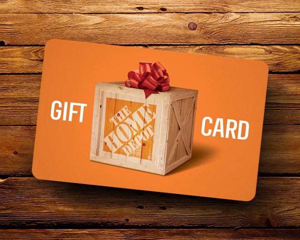 PrizeGrab - $500 Home Depot Gift Card!