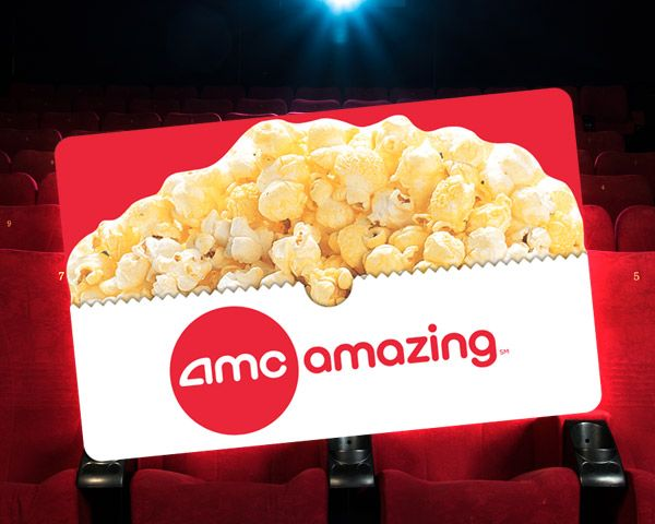 $100 AMC Gift Card Giveaway!