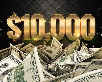 $10,000 00 Cash Giveaway! Sweepstakes