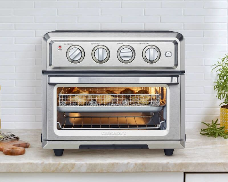 Cuisinart Air Fryer Toaster Oven Sweepstakes