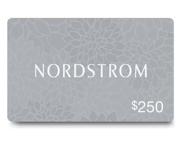 1d2f7d726560  250 Nordstrom Card Giveaway! Sweepstakes