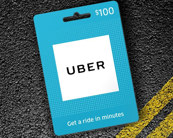 $100 Uber Gift Card! Sweepstakes