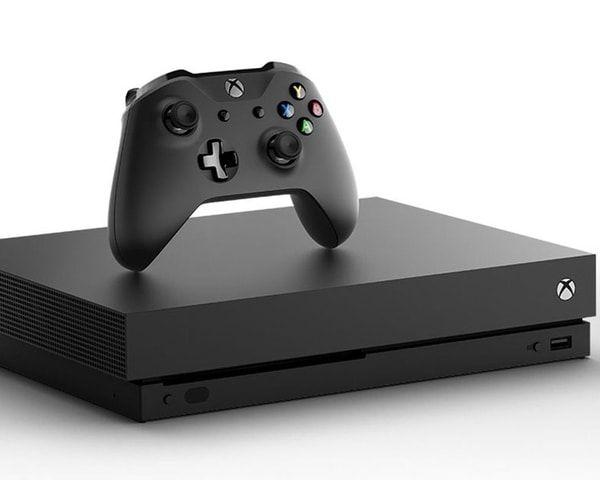 Xbox One X Giveaway! Sweepstakes