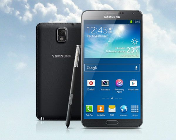 Samsung Galaxy Note 3 - Unclaimed Prize