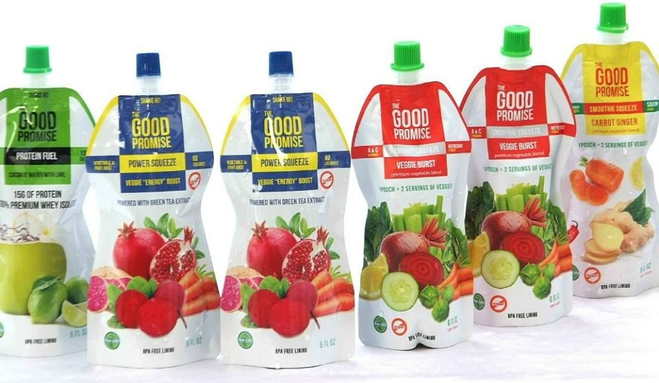 The Good Promise Healthy Drink Prize Pack