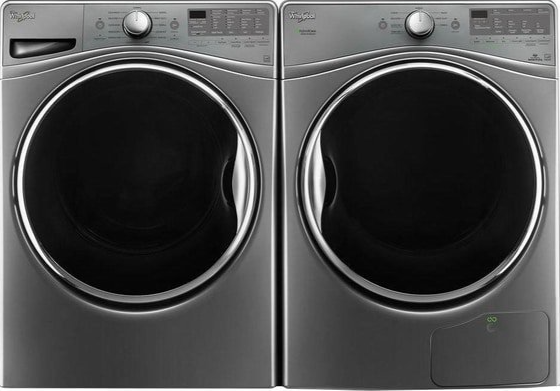 Whirlpool Chrome Shadow Washer & Dryer Sweepstakes