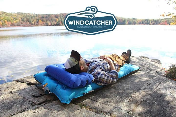 Two Windcatcher AirPads