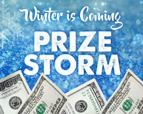 Win the Prize Storm Sweepstakes & Giveaway