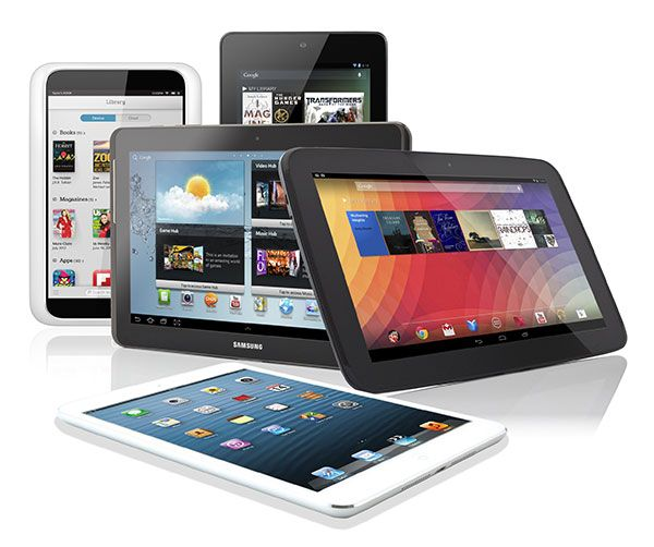 Win Tablets Sweepstakes & Giveaways