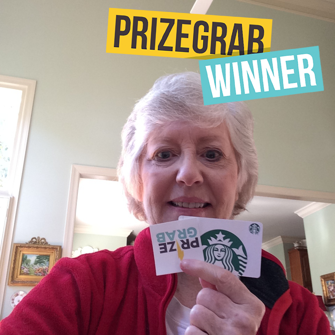 Prizegrab big prizes at chuck